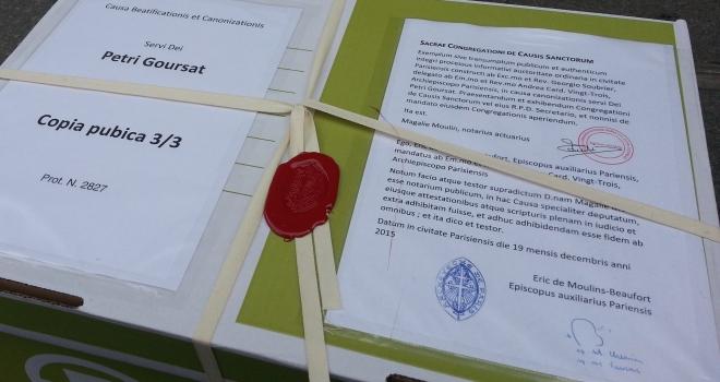 Proces beatyfikacyjny Piotra Goursat
